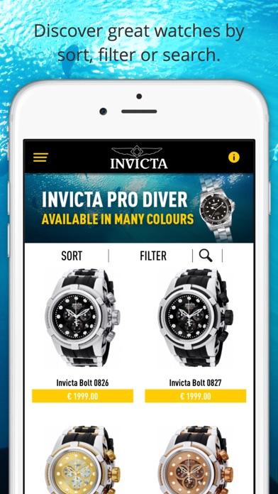 点击获取Invicta - Smarter by the second