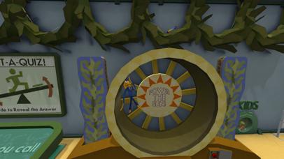 Screenshot from Octodad: Dadliest Catch