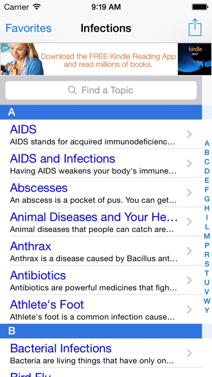 Infectious Diseases: Health & Disease Facts, Tips, Update & Review on HIV Infection, AIDS & More for Students!