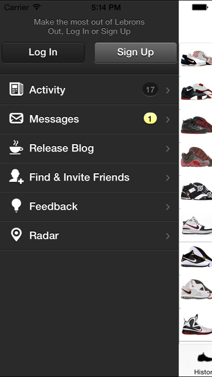 Lebron Shoe Edition - All Time Releases screenshot-4