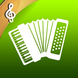 Baby Button Accordion - real musical instrument in your pocket