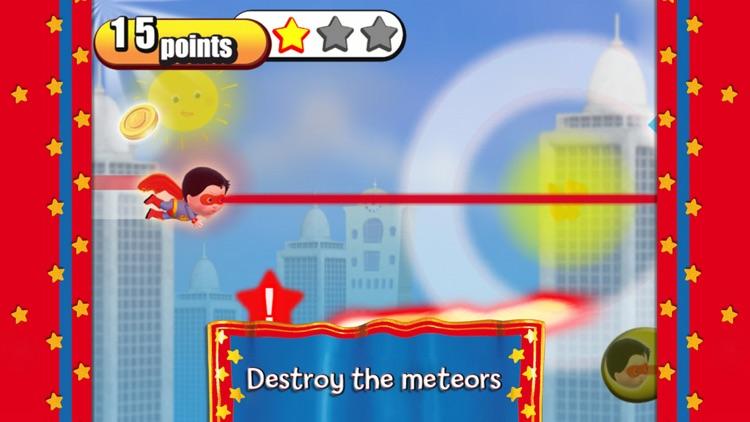 Super Hero : Little Hero - The Game - Discovery screenshot-4