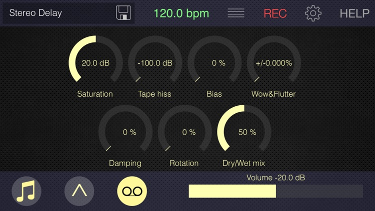 Tap Delay screenshot-2