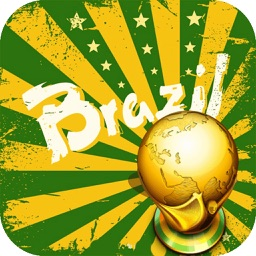 4 in 1 Football Puzzle for Kids - Soccer Fulbol Brasil 2014 Edition