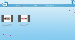 SMART Pinoy TV screenshot three