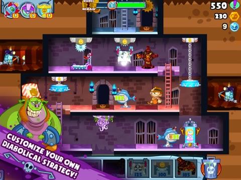 Castle Doombad на iPad