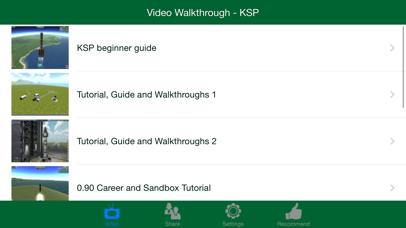 Video Walkthrough for Kerbal Space Program (KSP)