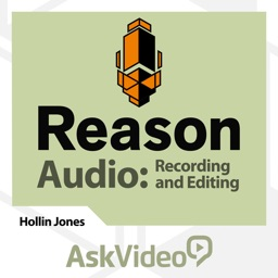 Audio Recording & Editing For Reason