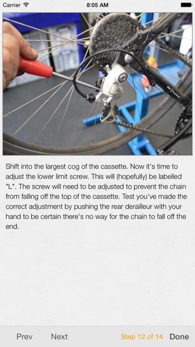 Screenshot for Bike Doctor - Easy bike repair and maintenance in Japan App Store