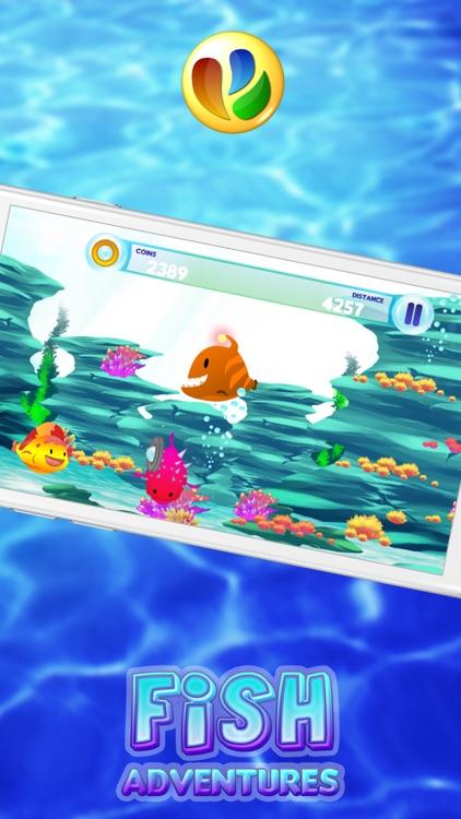 Fish Adventure Game screenshot-3