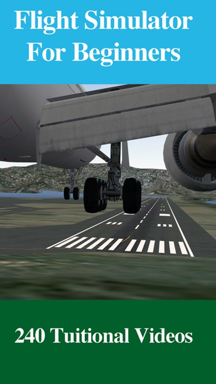 Simulator Tutorials - Microsoft Flight Simulator Edition
