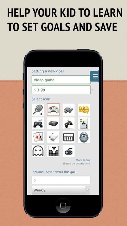 bankaroo - virtual bank for kids screenshot-3