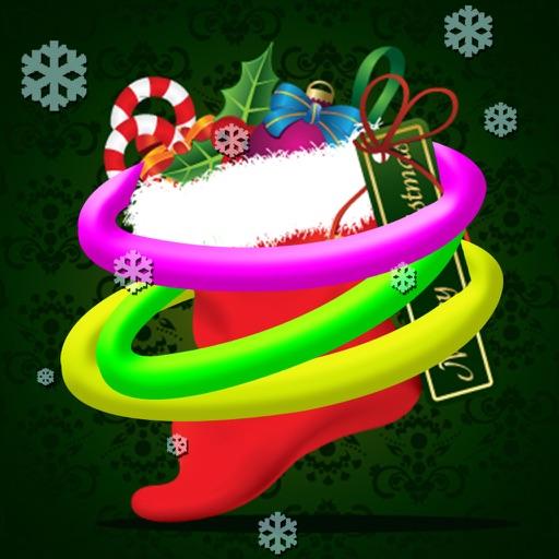 RingToss - Christmas Ringlet