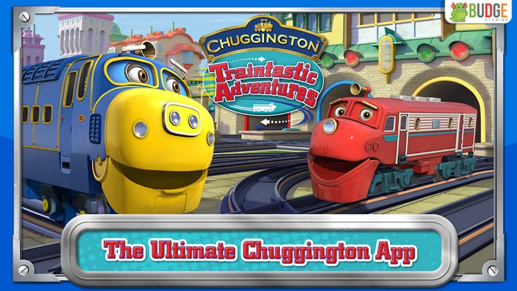 Chuggington Traintastic Adventures Free – A Train Set Game for Kids screenshot-0