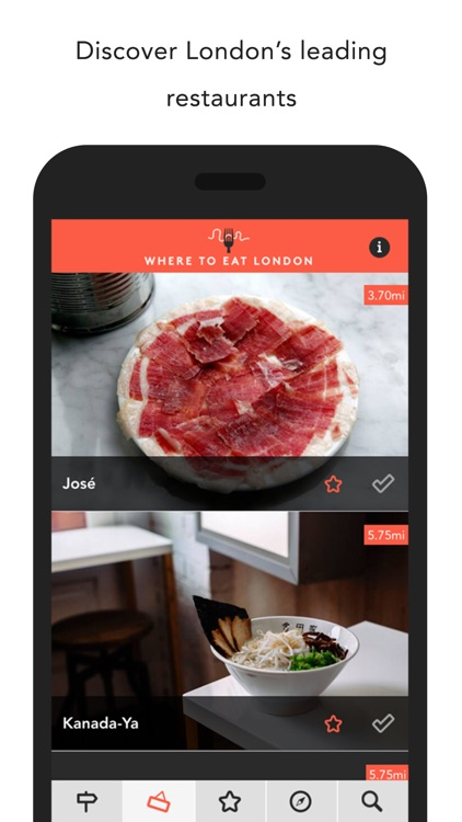 Where to Eat London 2015 screenshot-0