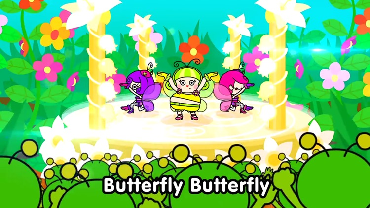Butterfly (FREE)   - Jajajajan Kids Song series