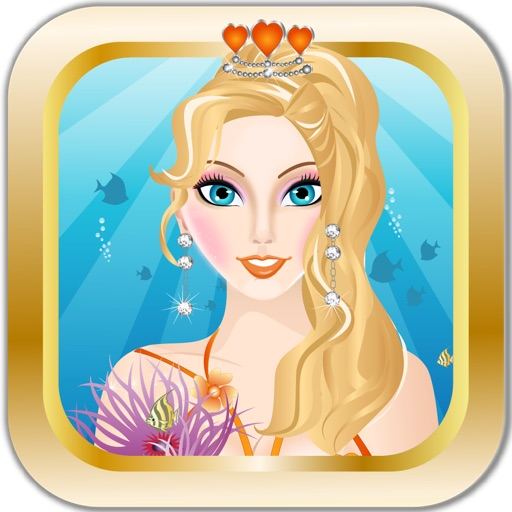 Dress Up Games - Mermaid