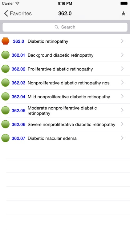 ICD9 Consult 2015 screenshot-3