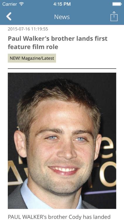 Celebrity News - Gossips, Fashion, Hollywood, TV Rumors screenshot-3