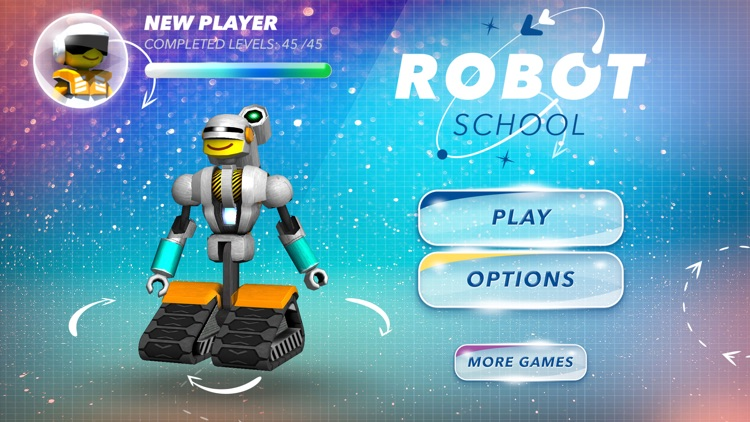 Robot School. Programming For Kids - FREE
