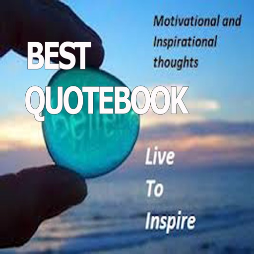 Best Quotes Book - Ultimate source of motivation and inspiration