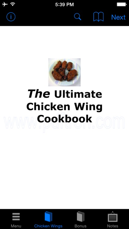 101 Chicken Wings Recipes:Ultimate Chicken Wing Cookbook screenshot-3