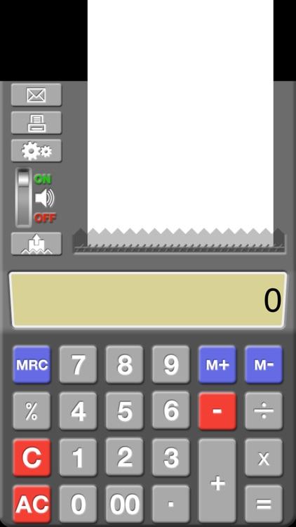 iPrintCalc - Printing Calculator