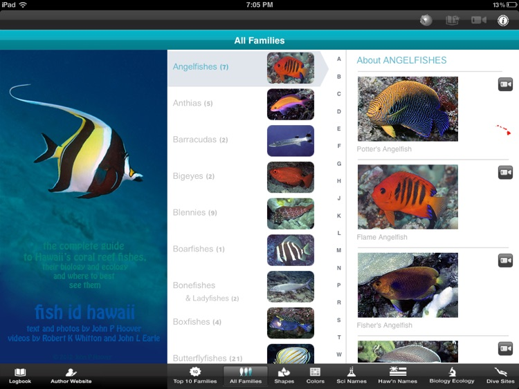 Fish ID Hawaii pro screenshot-2