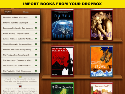 Free Books Pro- 23,469 classics for less than a cup of coffee.のおすすめ画像5