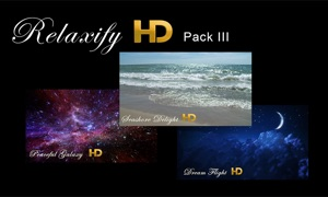 Relaxify HD Pack III