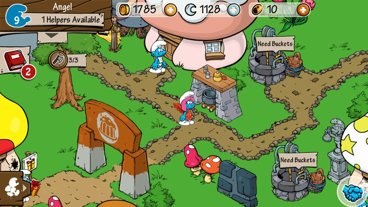 Smurf Life screenshot-4