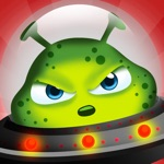 Animal Galaxy Escape Aliens Space Invaders Bubble Shooter Game