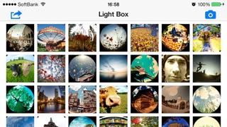 Fisheye Lens review screenshots