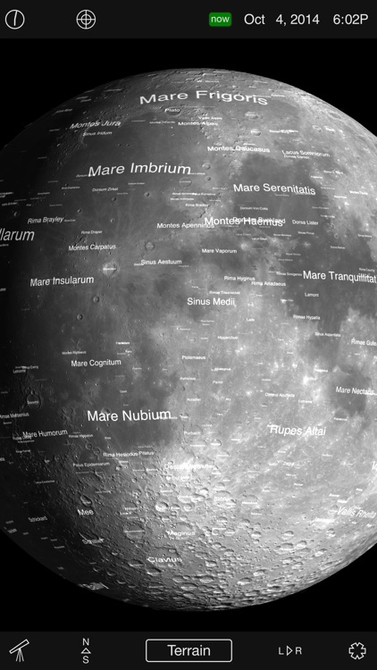 Moon Globe HD screenshot-0