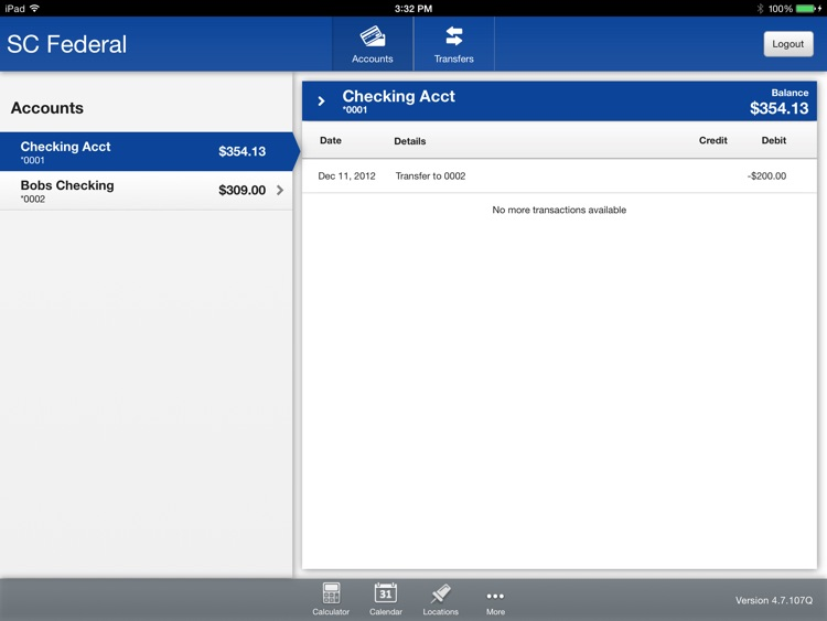 SC FCU for iPad screenshot-2