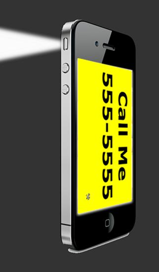 Flashlight Pro [Multipurpose Light] screenshot one