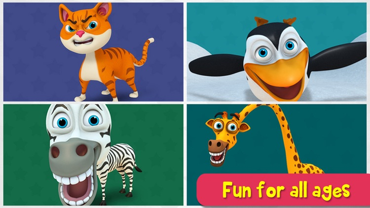 Gigglymals - Funny Animal Interactions for iPhone screenshot-3