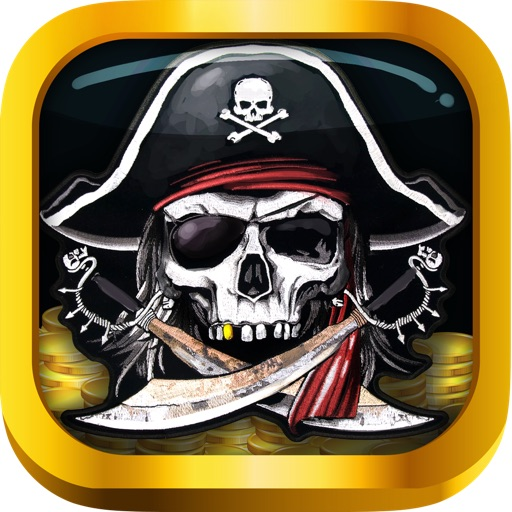 A Pirate of coin Slot Machine : Treasure of the caribbean casino robbery