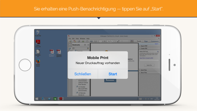 ThinPrint Mobile Print – Remote App- und Virtual Desktop PrintingScreenshot von 4