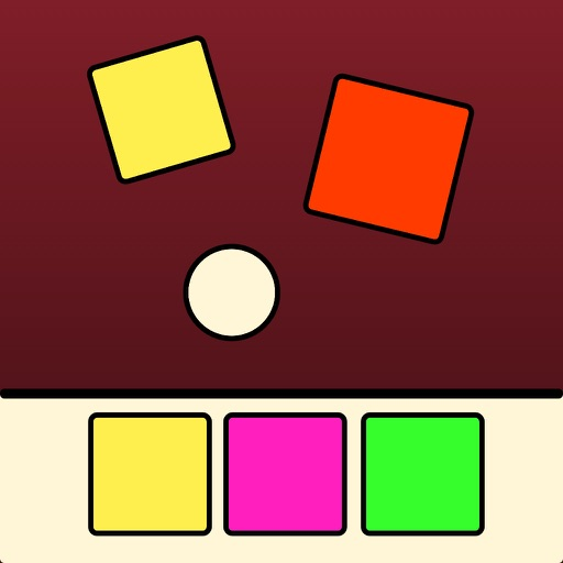 Catch the color - The amazing action brain puzzle