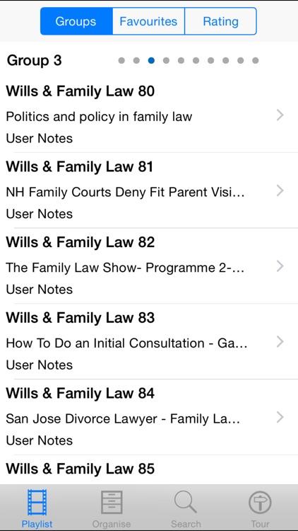 Wills & Family Law screenshot-3