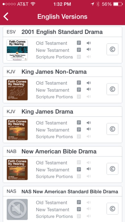 Bible.is - Dramatized Audio Bibles