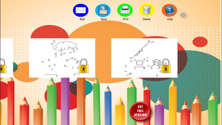 Drawing by numbers (points) for children screenshot-4