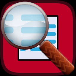 Pocket Magnifying Glass and Tip Calculator