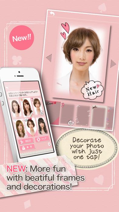 Baixar ChouChou: Virtual Hair Try-on para Android