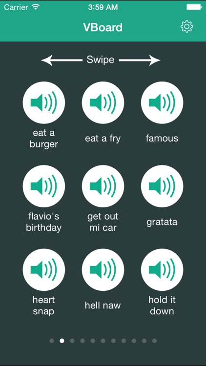 VBoard - Sounds of Vine, Soundboard for Vine Free - OMG Sounds, VSounds screenshot-1