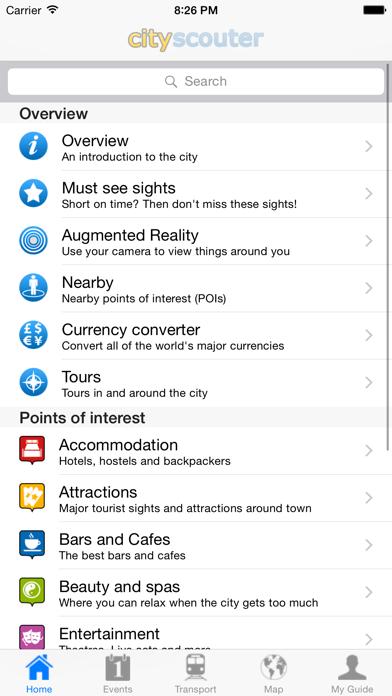 Vienna Travel Guide Offline review screenshots