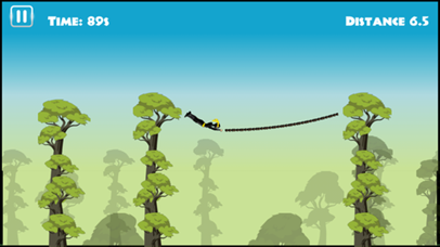 Jungle Ninja - For Kids! Swing, Tumbling Beyond the Empire Frontier Adventure!! screenshot one