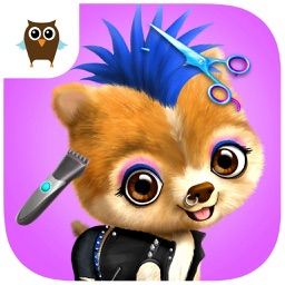 Animal Hair Salon, Dress Up and Pet Style Makeover - Kids Game