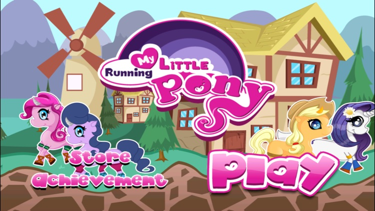 Little Running Pony